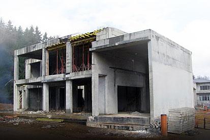 бетон для монолитного строительства