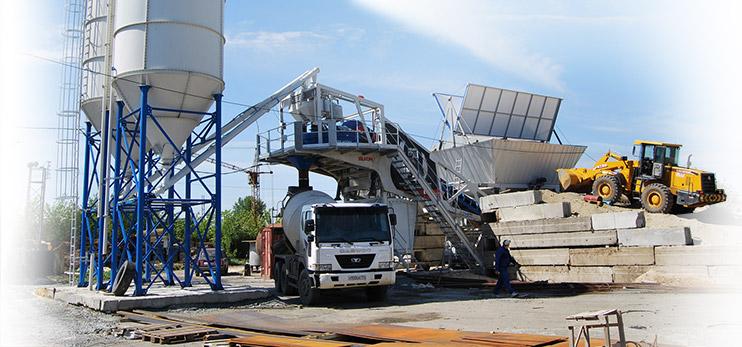 Производство товарного бетона по ГОСТ в Ярославле