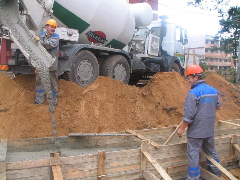 Товарный бетон в Ярославле