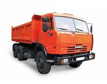самосвал КАМАЗ 10 тонн