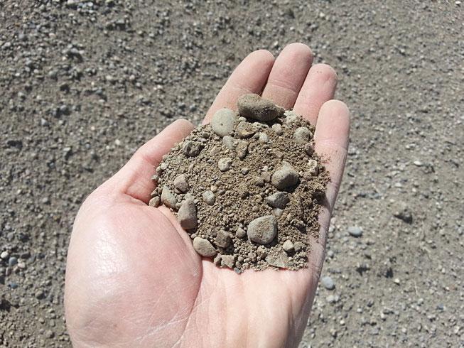песчано гравийная смесь гост 25607 2009