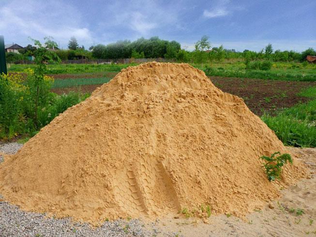 доставка песка Ярославль