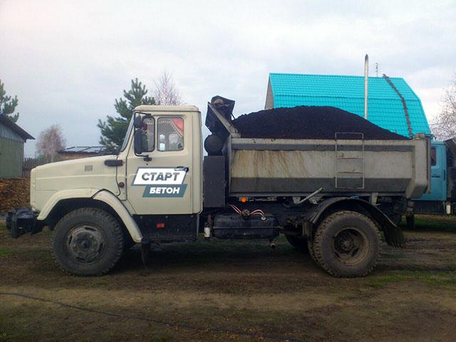 5 тонн грунта с доставкой