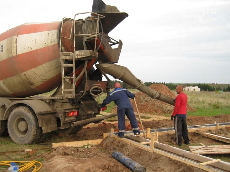 бетон тяжелый в20 м250 для фундамента