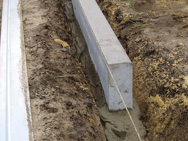 бетон м100 в7,5 для бордюра