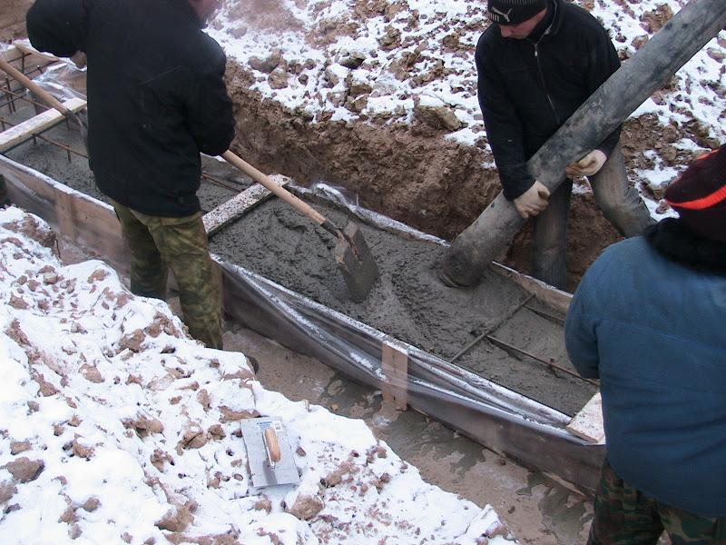 куб бетона м300 для фундамента