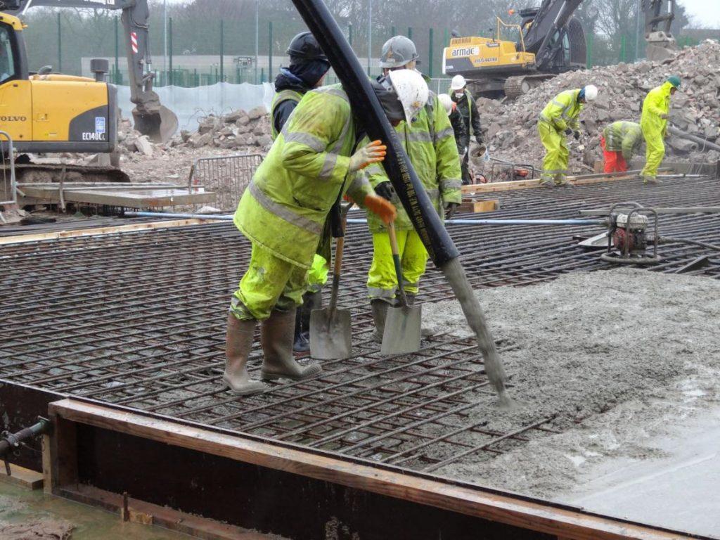 бетон м400 с доставкой